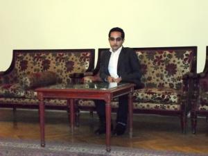 وزير التربية والتعليم يستقبل الحسينى محمد _ الخوجة  020