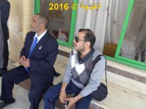 الحسينى محمد فى مؤتمر التعليم بطنطا