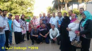 مبادرة التعليم والمعلم اولا, مبادرة الخوجة, تحيا مصر, ادارة بركة السبع التعليمية, الحسينى محمد,الخوجة,تطوير التعليم