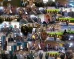 الحسينى محمد فى فعاليات مؤتمر منظمات العمل العربى المشترك لجامعة الدول العربية (66) Collage